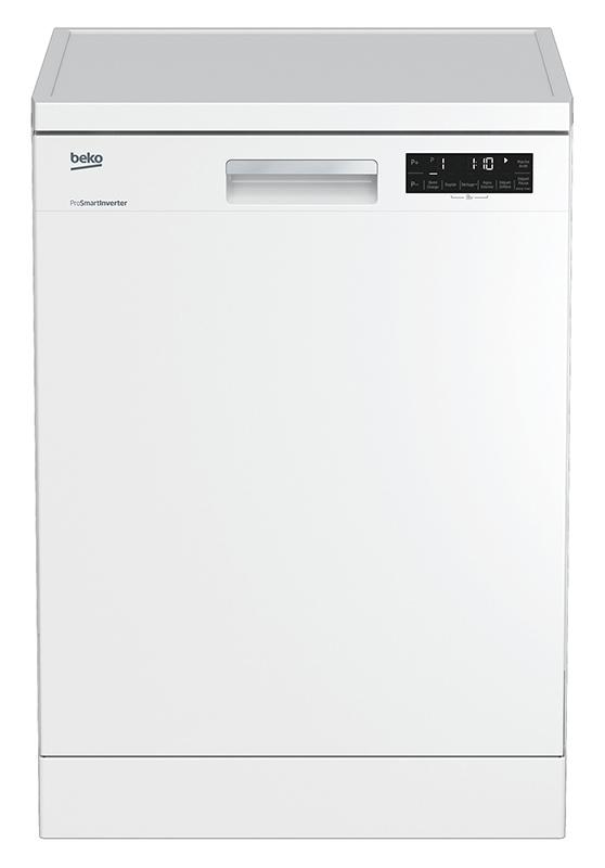 Lave-vaisselle 60 cm BEKO DFN38B76W