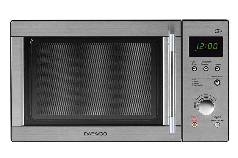 Micro-ondes grill DAEWOO KOG-9G7R (photo)