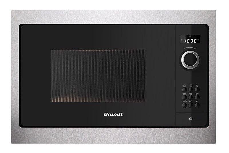 Micro-ondes encastrable monofonction BRANDT BMS 6115 X