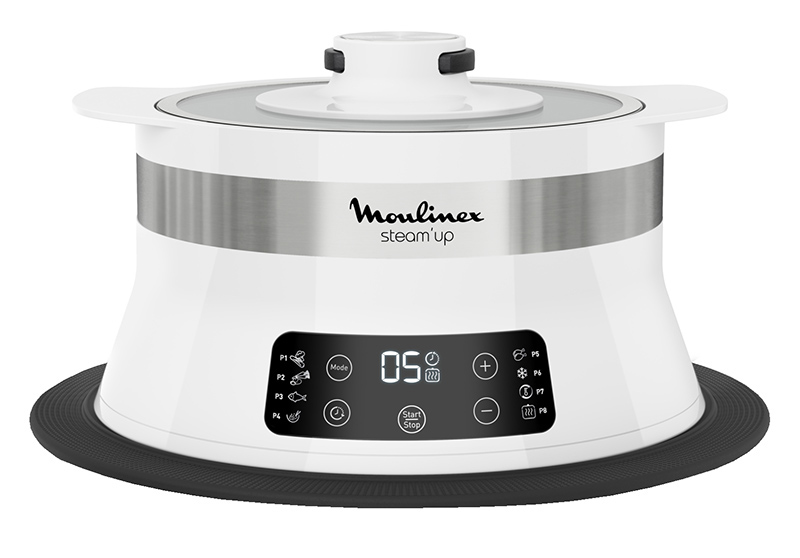 Cuiseur vapeur MOULINEX STEAM UP (photo)