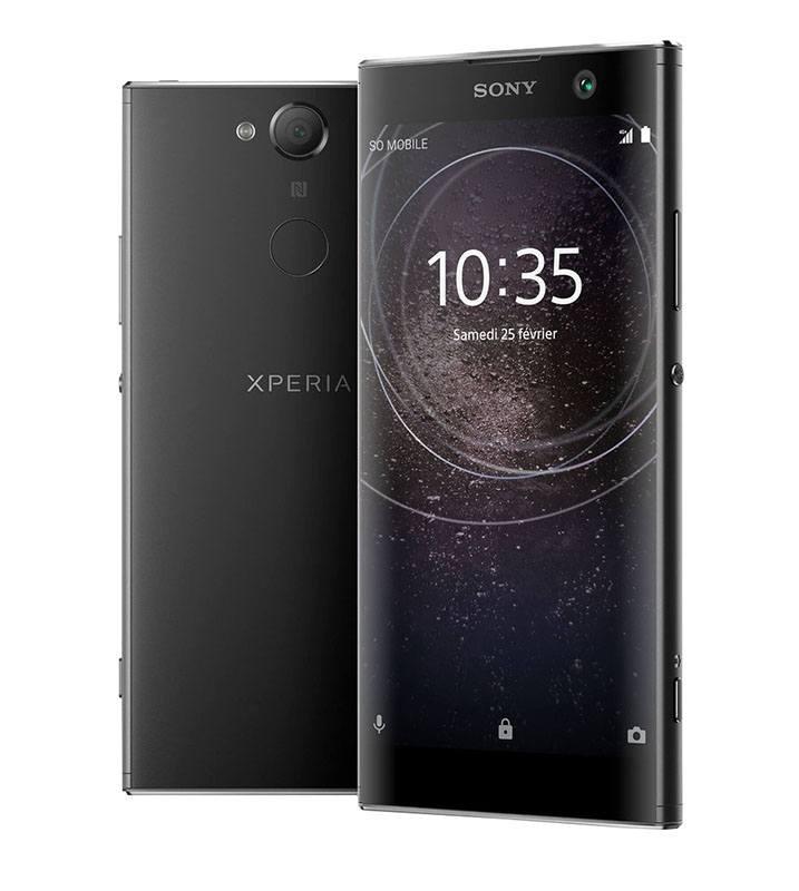 1ER CHOIX - SMARTPHONE SONY XPERIA XA2 32Go Noir (photo)