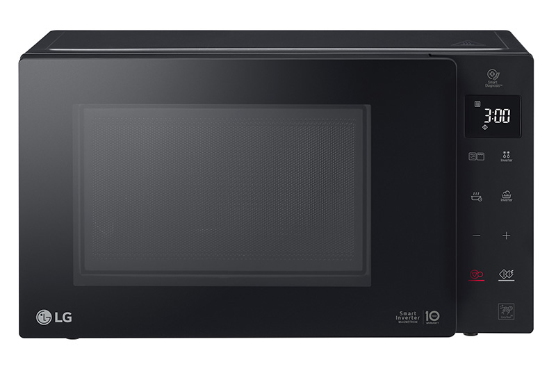 Micro-ondes grill LG MH 6336 GIB (photo)