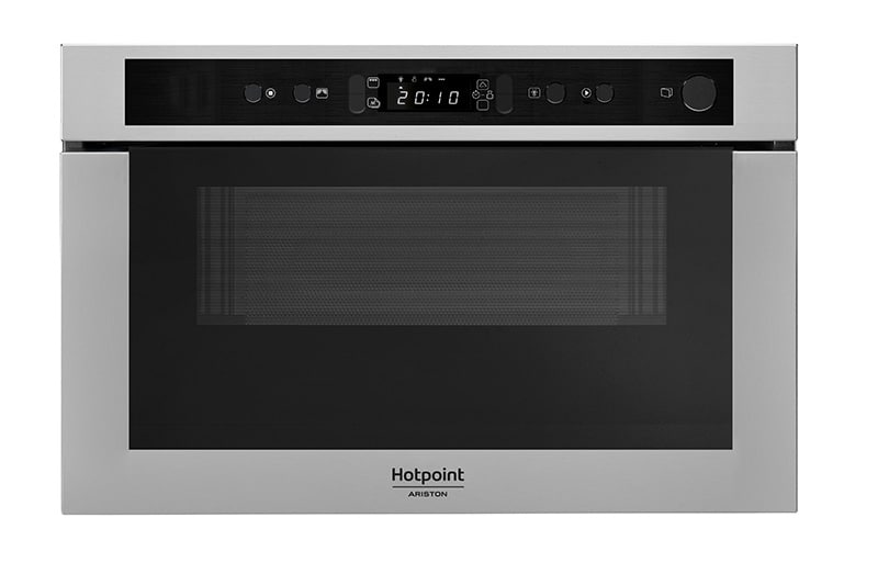 Micro-ondes encastrable grill HOTPOINT MN 413 IX HA (photo)