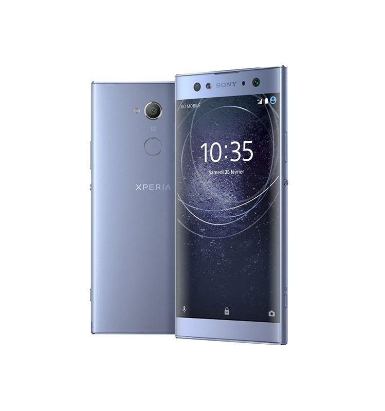 1ER CHOIX - SMARTPHONE SONY XPERIA XA2 ULTRA 32Go Bleu (photo)