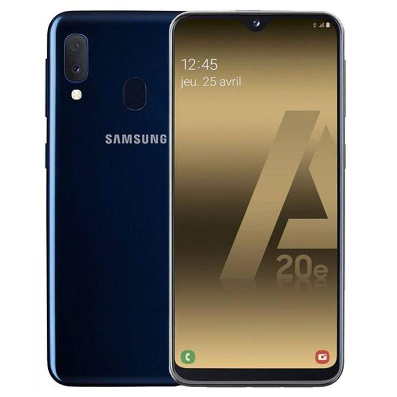 SMARTPHONE SAMSUNG A20e 32 Go Bleu (photo)