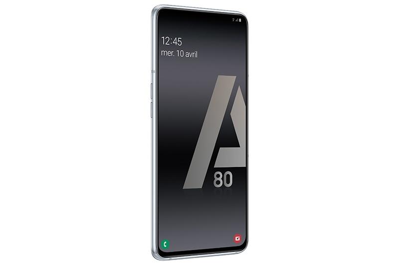 Mobile SAMSUNG A80 128Go Argent (photo)