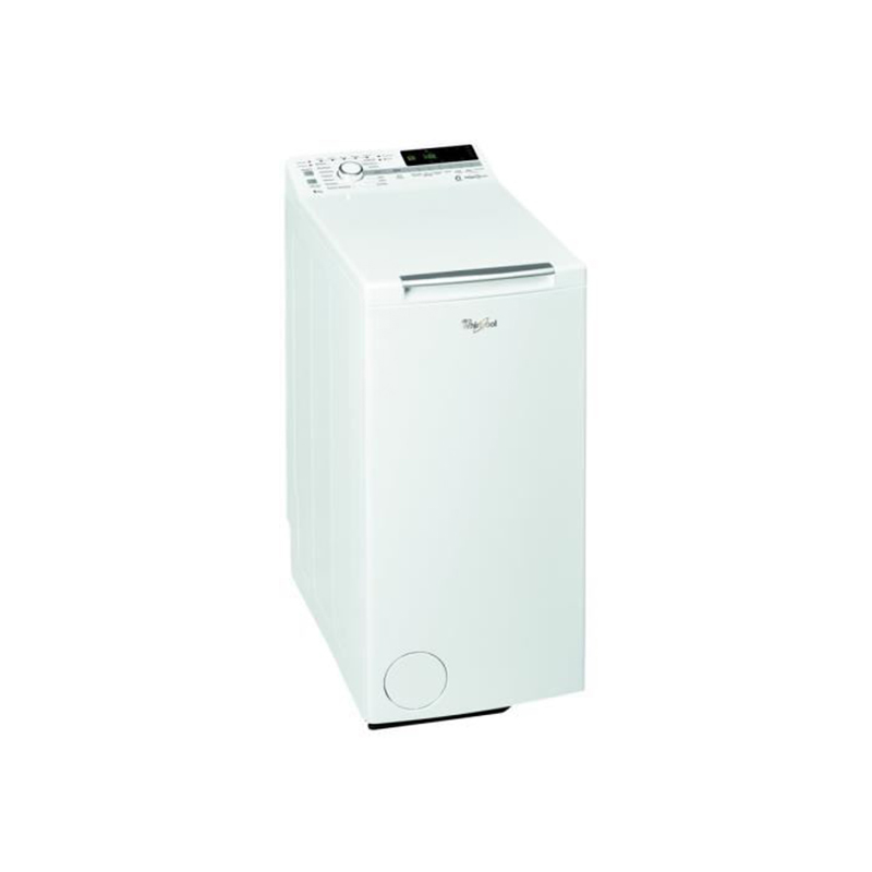 Lave-linge top 6 kg WHIRLPOOL A+++ TDLR60220 (photo)