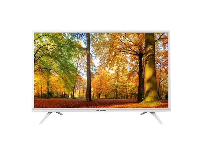 TV LED THOMSON 32HD3331 Blanche (photo)