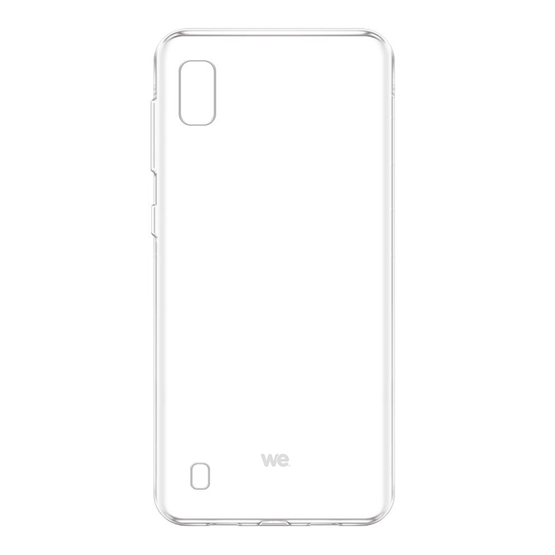 Coque WE Galaxy A10 TPU semi-rigide (photo)