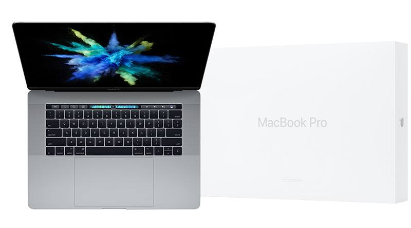 APPLE Macbook 15 silver reconditionne par APPLE (CPO) I7 / 16 GO / 512 GO SSD FPTT2FN/A (photo)