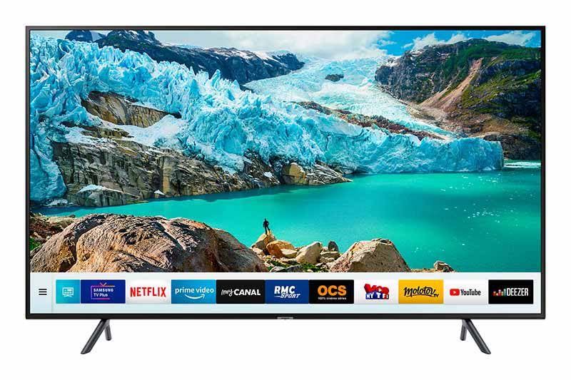 TV SAMSUNG 75RU7105 Smart Wifi Bluetooth (photo)