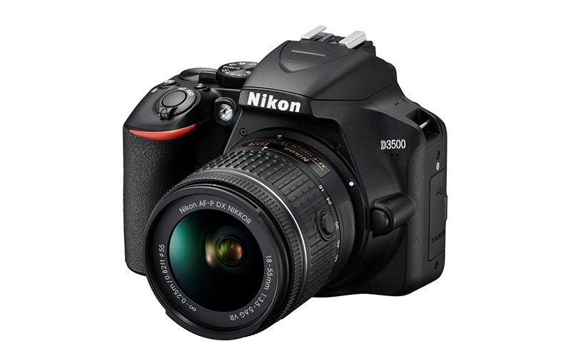 Appareil photo Reflex NIKON D3500 Kit + 18-55 AF-P VR (photo)
