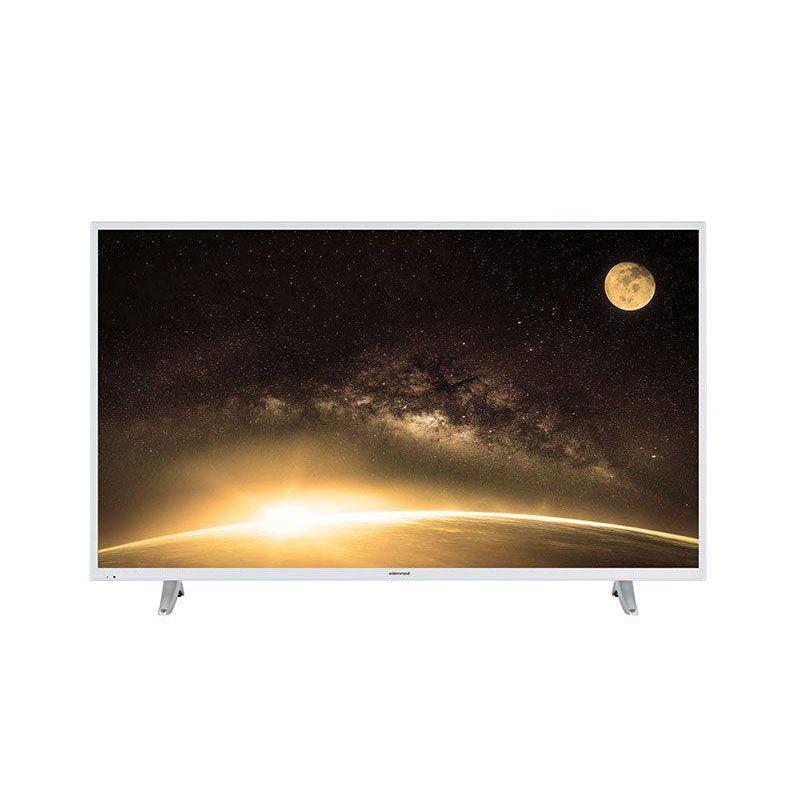 TV 4K EDENWOOD ED49A01 Smart Blanc (photo)