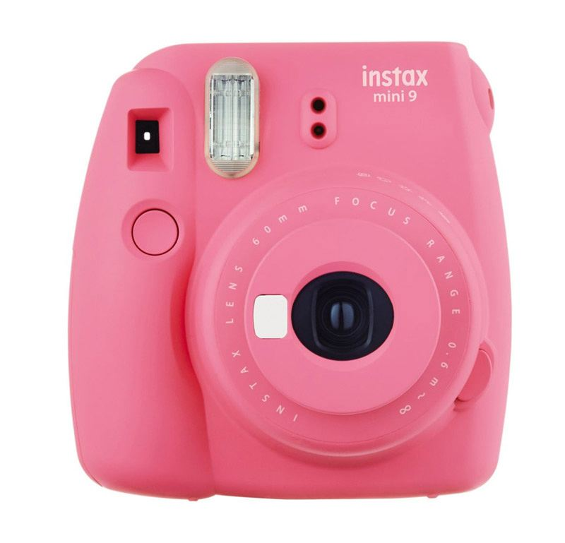 APPAREIL PHOTO INSTANTANÉ FUJIFILM INSTAX MINI 9 PINK CORAL (photo)