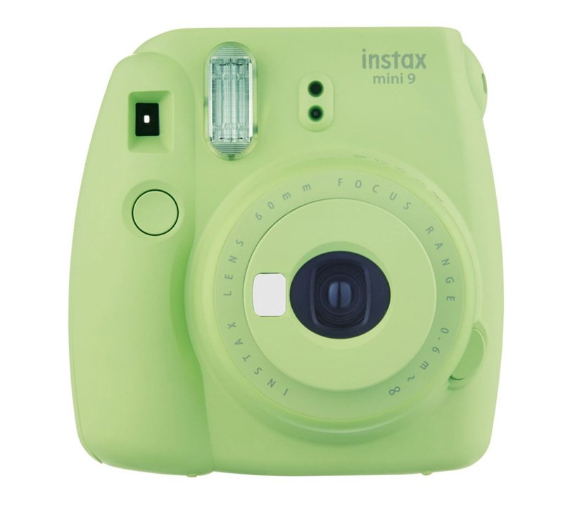 APPAREIL PHOTO INSTANTANÉ FUJIFILM INSTAX MINI 9 LIME GREEN (photo)