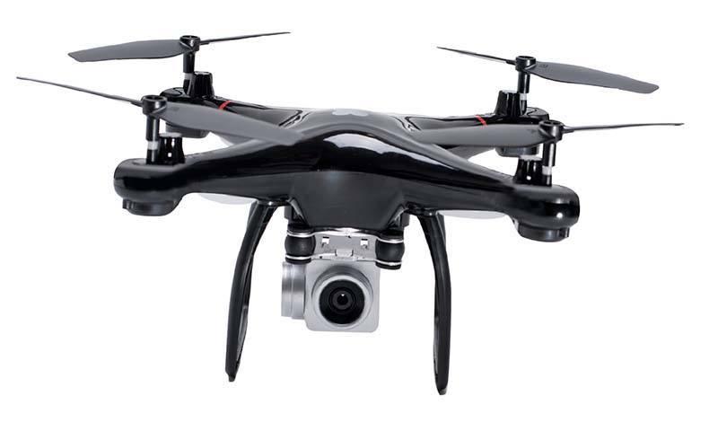 Drone R/C MIDRONE AIR 45 WIFI 32 cm (photo)