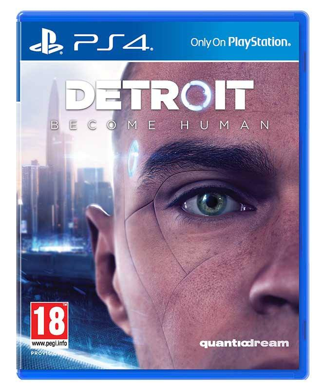 Jeu video PS4 DETROIT BECOME HUMAN (photo)