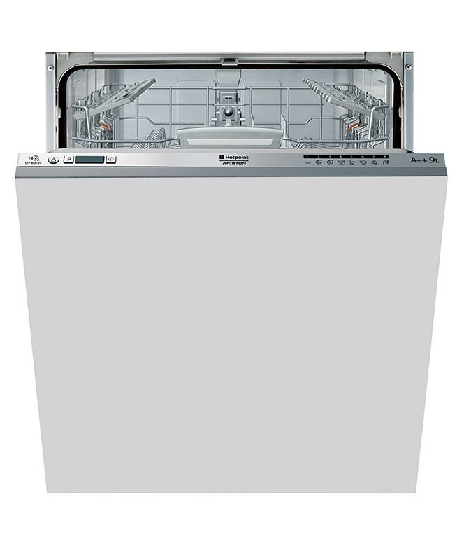 Lave-vaisselle full integrable HOTPOINT LTF 8M124 EU (photo)