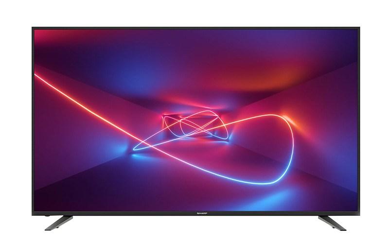 TV 4K SHARP LC-60UI7652 Smart Wifi (photo)