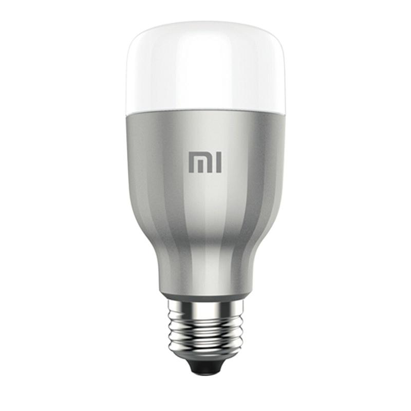 Ampoule connectee Xiaomi Mi Led Smart Bulb (photo)