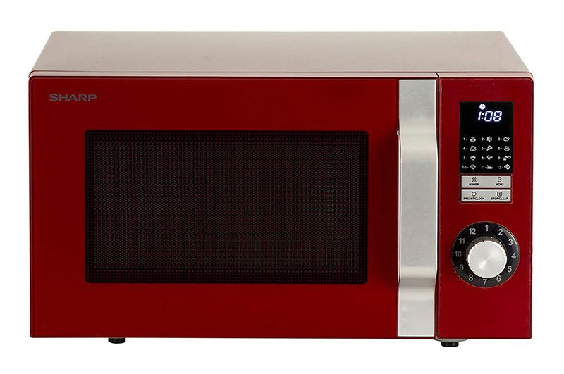 Micro-ondes grill SHARP R-744RD (photo)