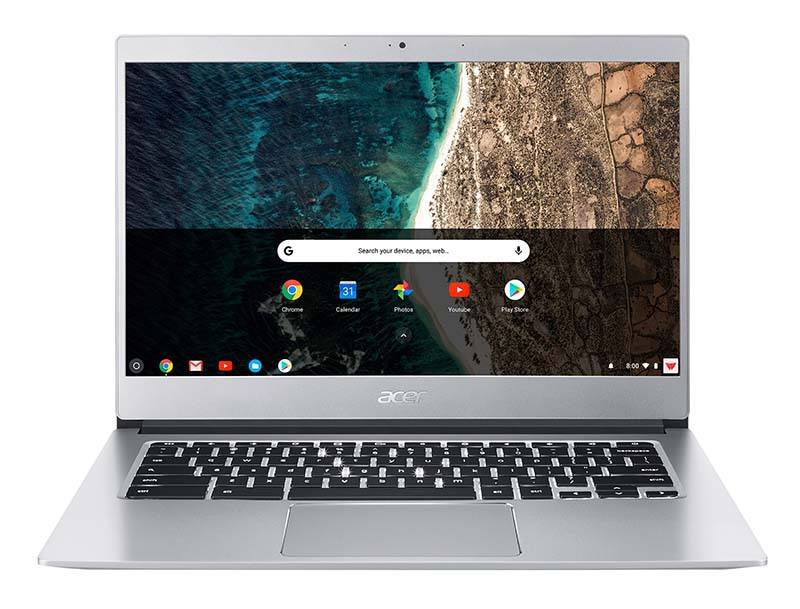 Ordinateur portable Chromebook 14,1 ACER CB-CB514-1HT-P5VB (photo)