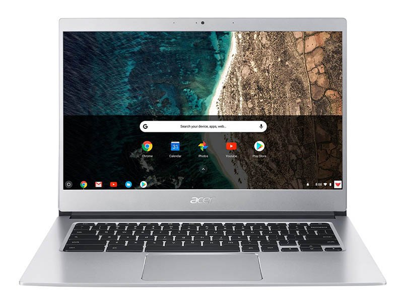Ordinateur portable Chromebook 14,1 ACER CB-CB514-1HT-C9QV (photo)