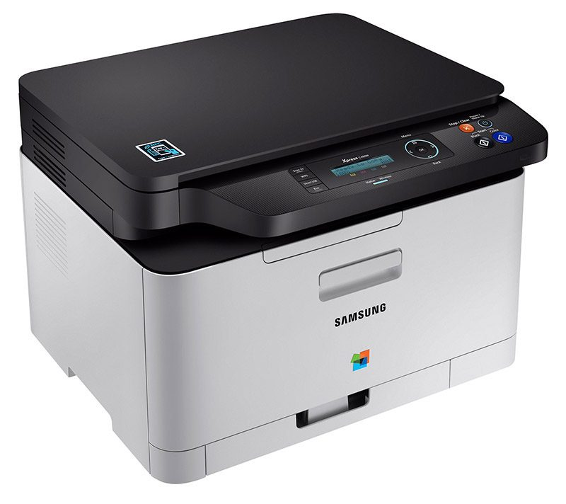 Imprimante laser multifonction SAMSUNG SL-C480W/SEE