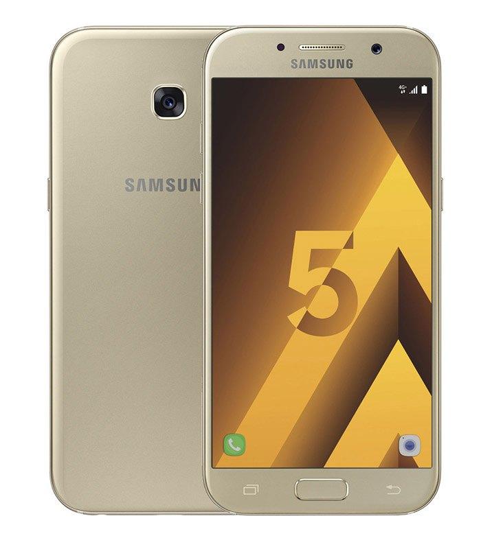 1ER CHOIX - SMARTPHONE SAMSUNG A5 2017 32GO OR (photo)
