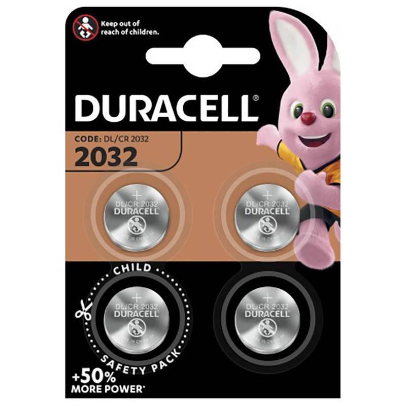 Pile DURACELL 2032 X 4 (photo)