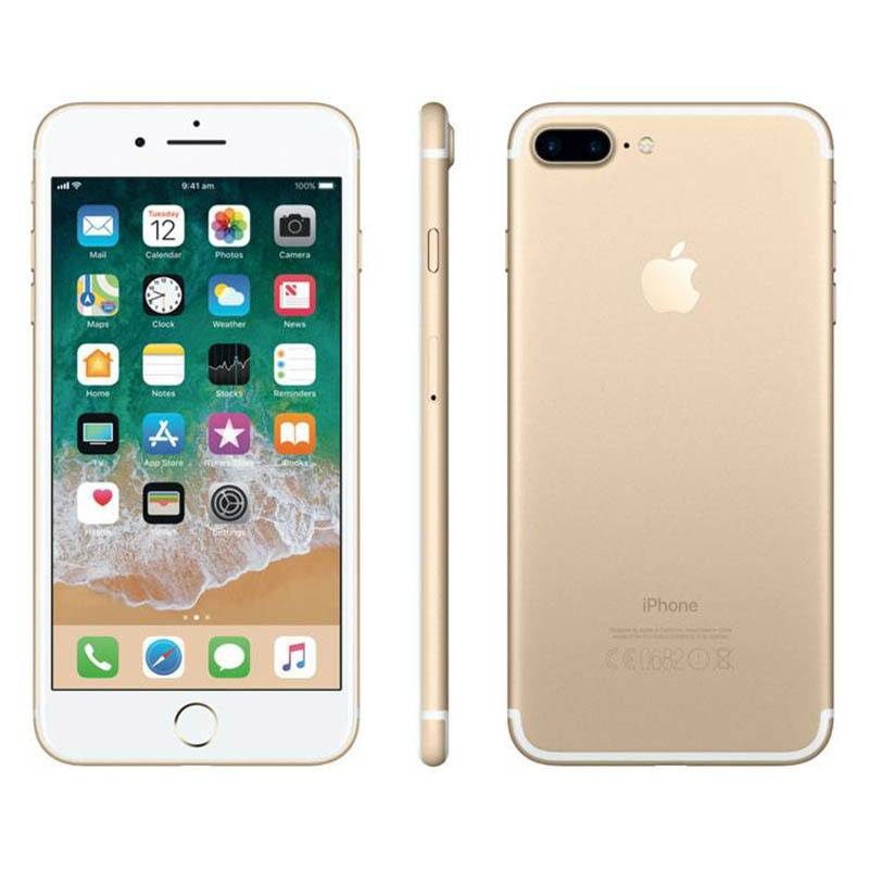 APPLE iPhone  7+  32 GO Or reconditionne grade A+ (photo)