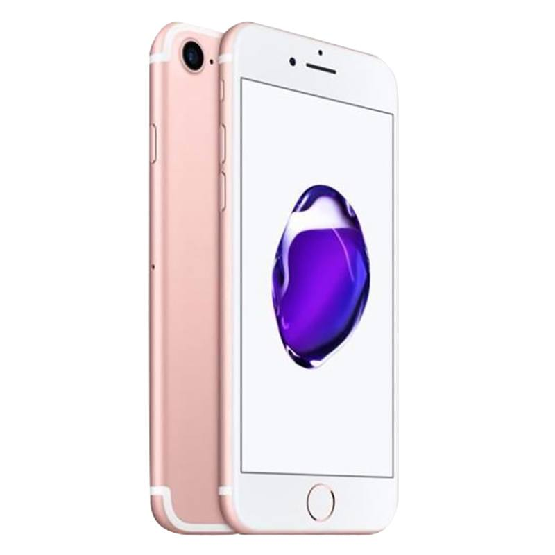 APPLE iPhone 7 128 Go Rose reconditionne grade A+ (photo)