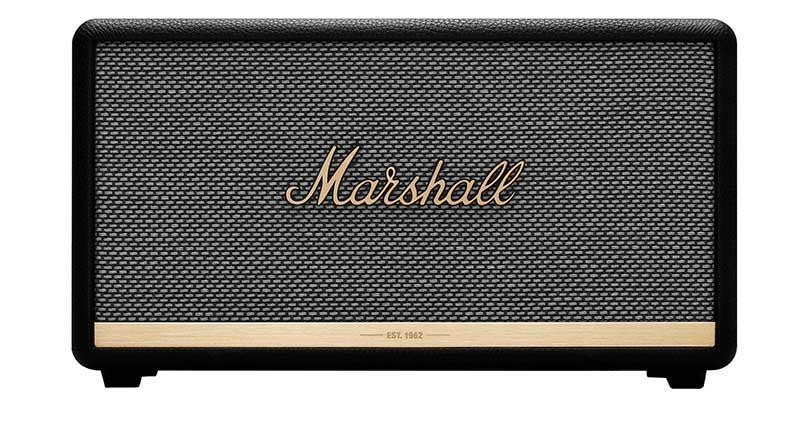 Enceinte MARSHALL Stanmore II noir Bluetooth (photo)