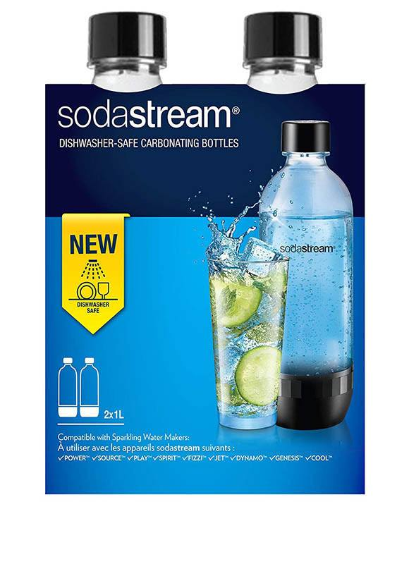 BOUTEILLE SODASTREAM Lave Vaisselle x2 (photo)