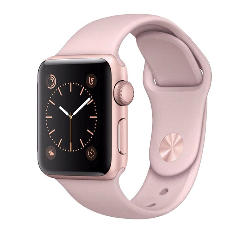 APPLE Watch series 3 38mm Rose gold reconditionnee grade A+ (photo)