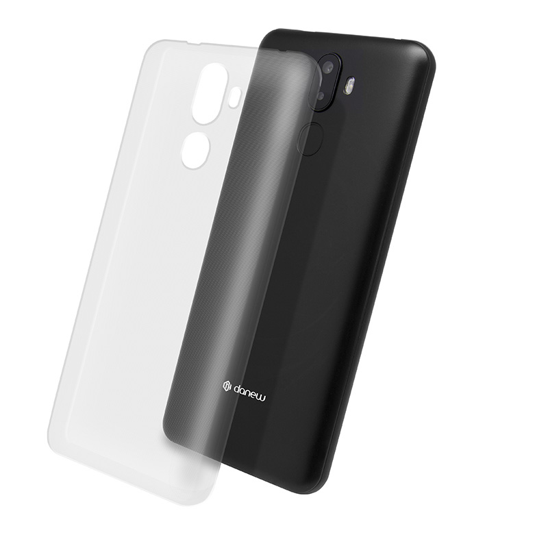 Coque DANEW Konnect 607 Silicone (photo)
