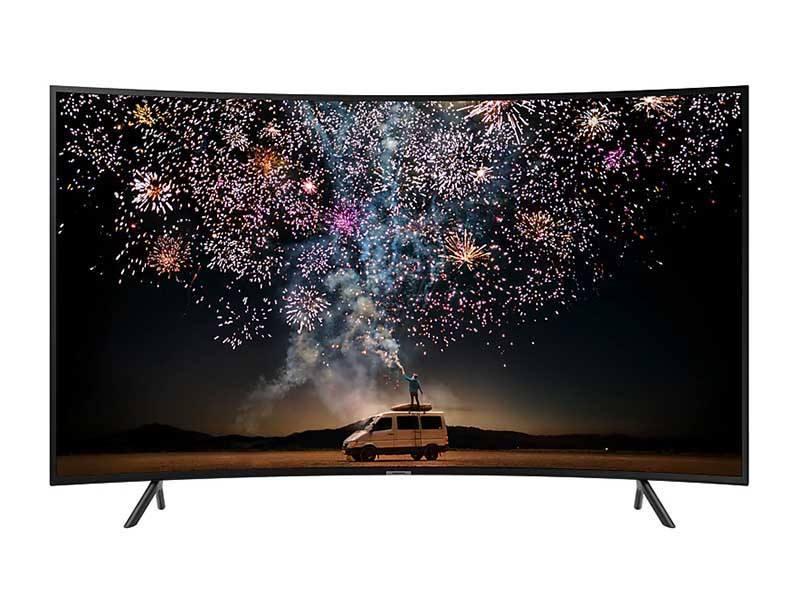 TV 4K SAMSUNG 55RU7305 Incurve Smart Wifi (photo)