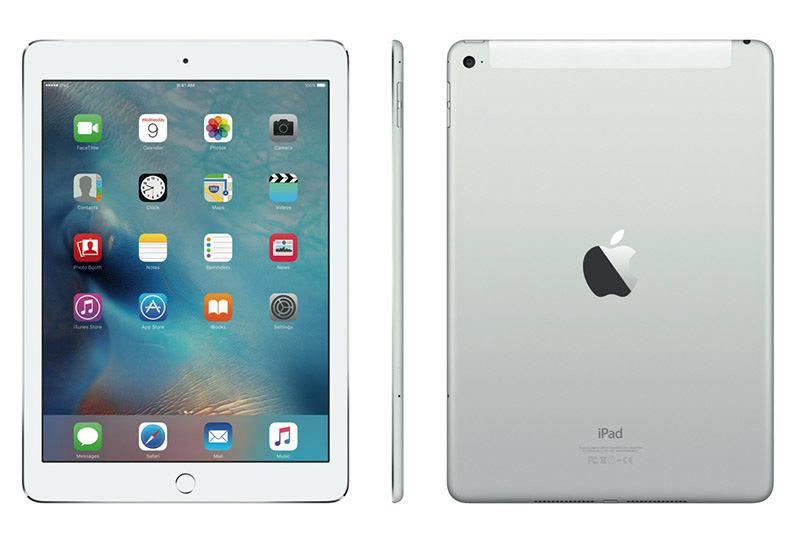 APPLE iPad Air 16 GO reconditionne wifi blanc (photo)