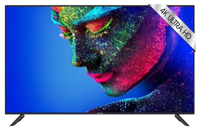 TV UHD 4K POLAROID TVLED504K UHD (photo)