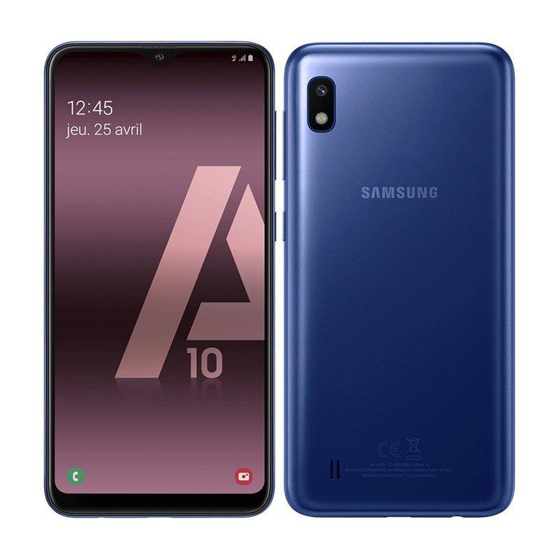 Smartphone SAMSUNG A10 32Go Bleu (photo)