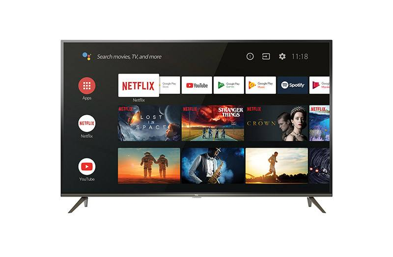 TV 4K TCL 65EP640 Android WIFI (photo)