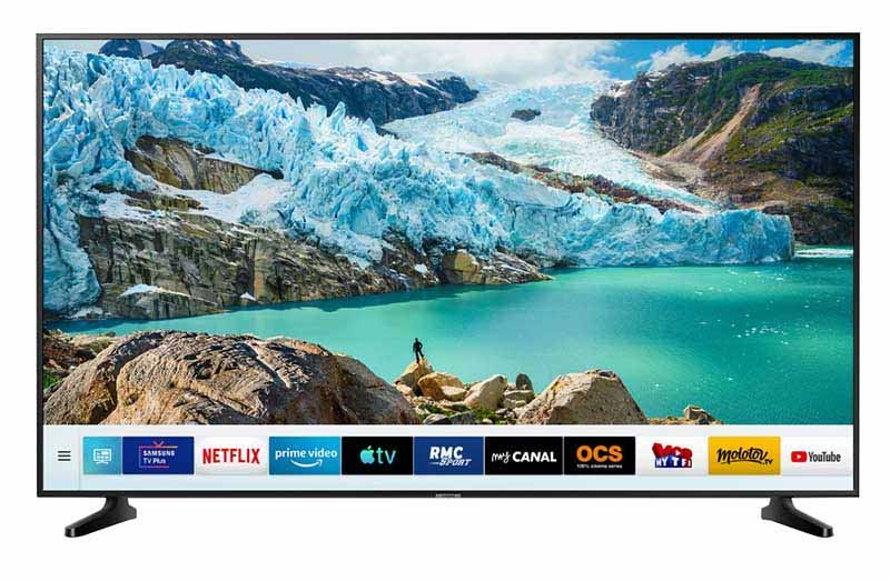 TV 4K SAMSUNG 43RU7025 Smart Wifi (photo)