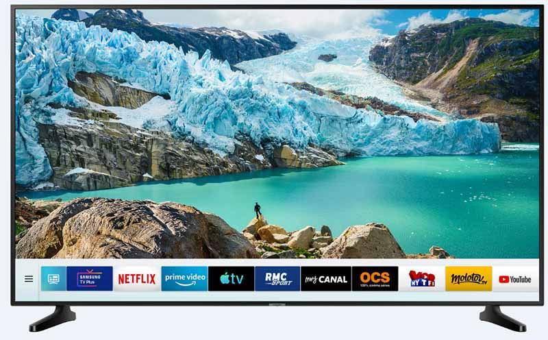 TV 4K SAMSUNG 65RU7025 Smart Wifi (photo)
