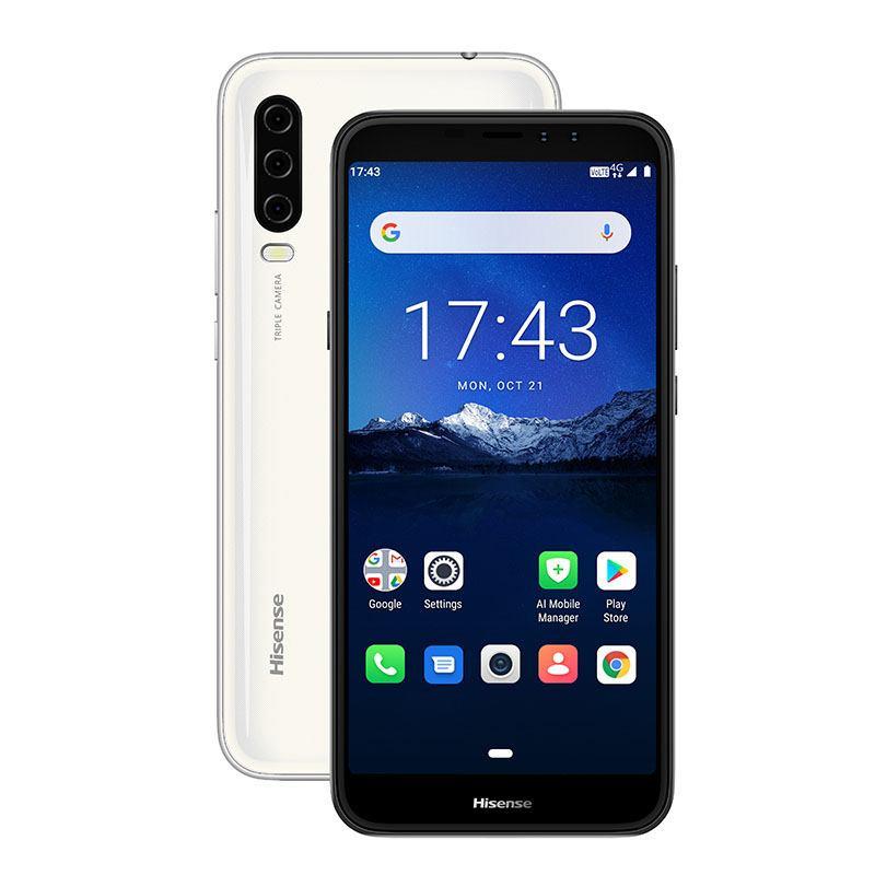 SMARTPHONE HISENSE E30 32GO BLANC (photo)