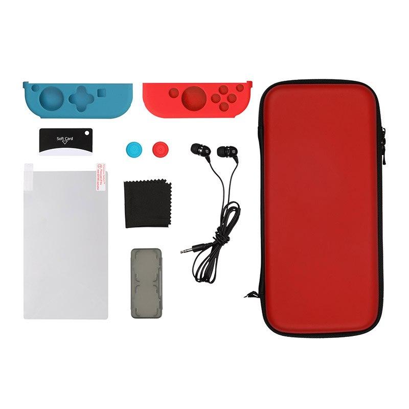 Kit de protection complet KONIX STARTER KIT pour Nintendo Switch (photo)