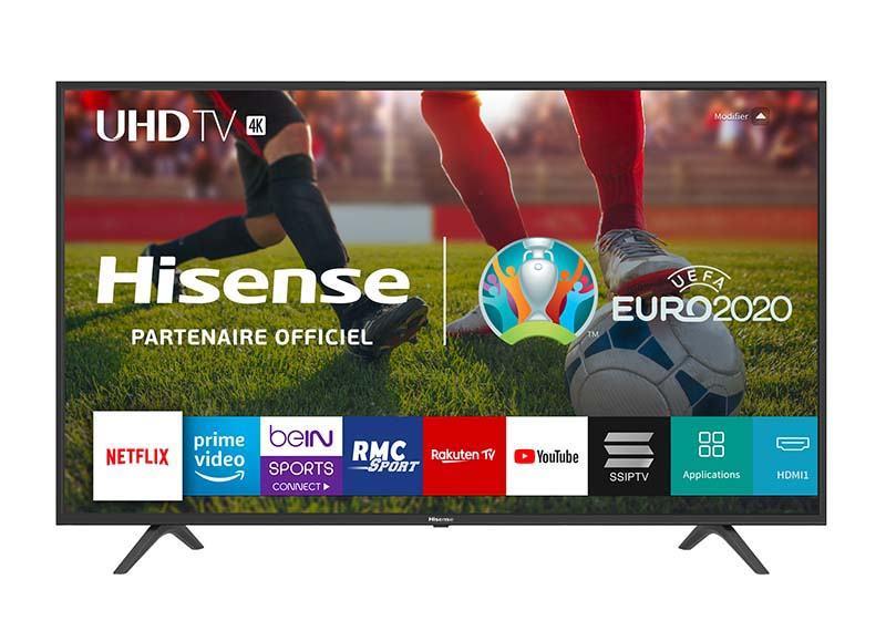 TV 4K HISENSE 55B7120 Smart Wifi (photo)