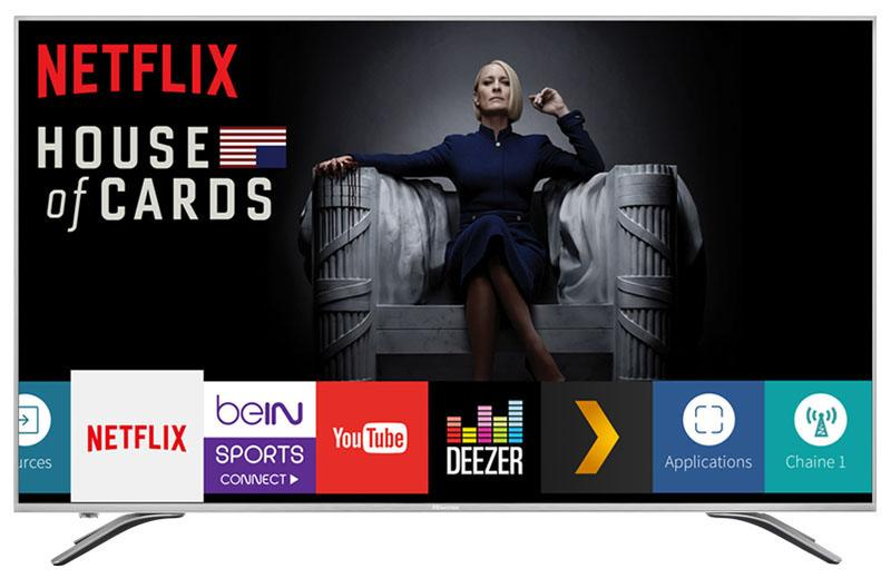 TV 4K HISENSE H50A6500 Smart Wifi (photo)