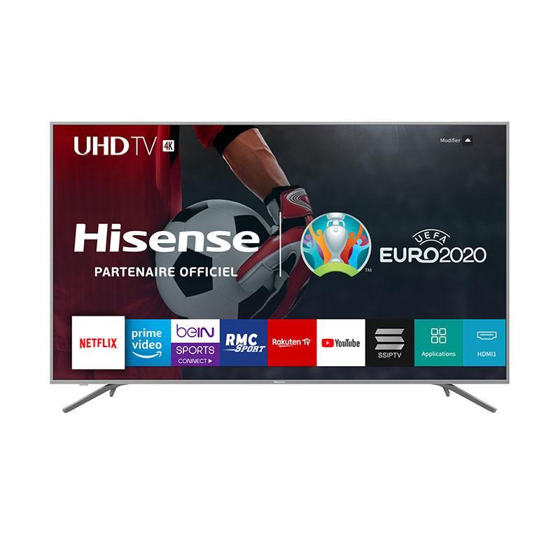TV 4K HISENSE H75B7510 (photo)