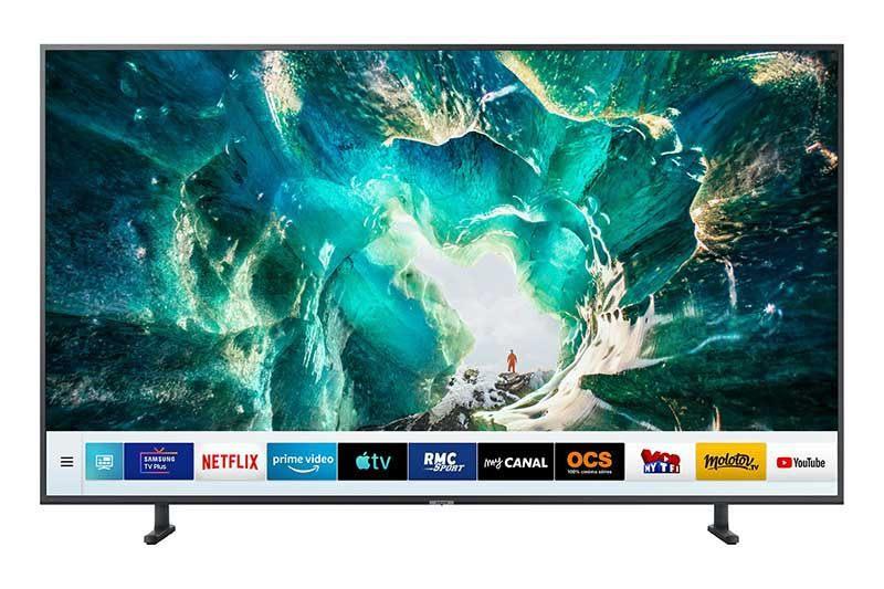 TV 4K SAMSUNG 82RU8005 Smart Wifi (photo)