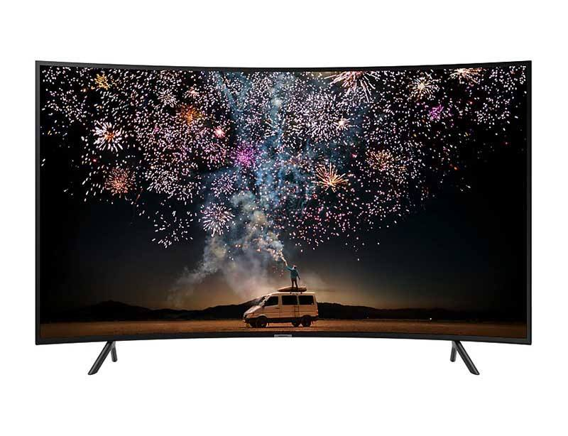 TV 4K SAMSUNG 65RU7305 Incurve Smart Wifi (photo)